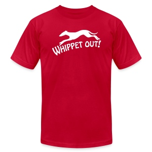 Whippet Out! - Men's Fine Jersey T-Shirt