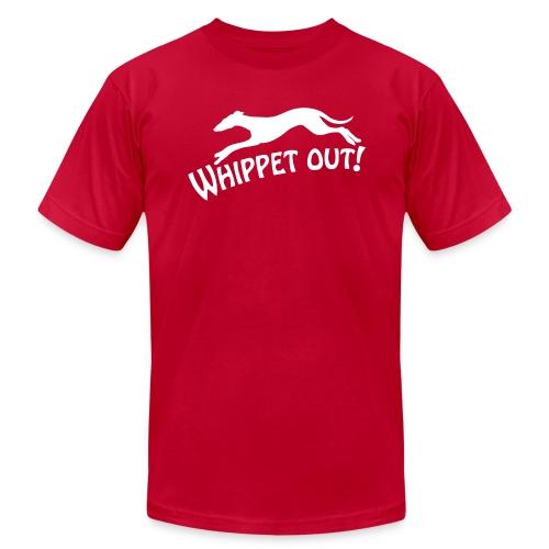 Whippet Out! - Men's  Jersey T-Shirt