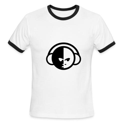 DJ - Men's Ringer T-Shirt