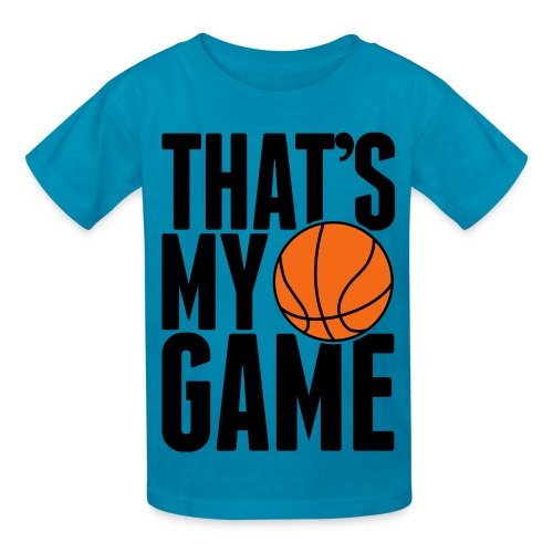 Kids That's My Game T-Shirt - Kids' T-Shirt