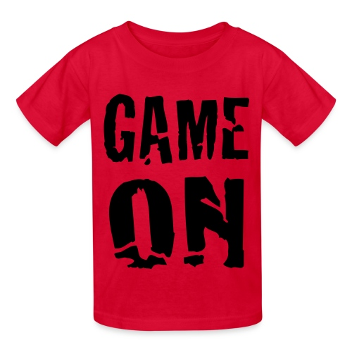 Kids Game On T-Shirt - Kids' T-Shirt