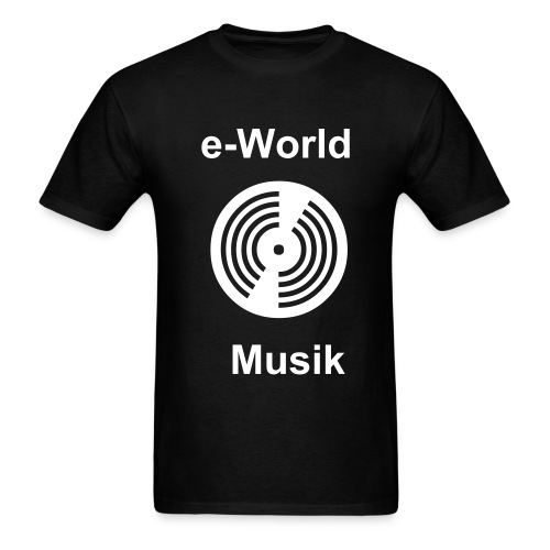 e-World Lightweigth T-shirt - Men's T-Shirt