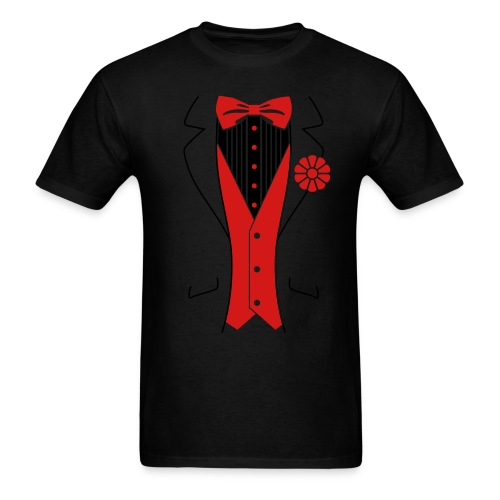 dressed up - Men's T-Shirt