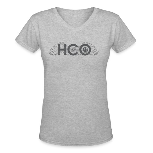 HCO Cycling V-Neck - Women's V-Neck T-Shirt