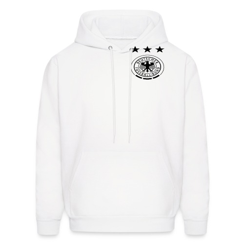 Germany Soccer Hoded - Men's Hoodie