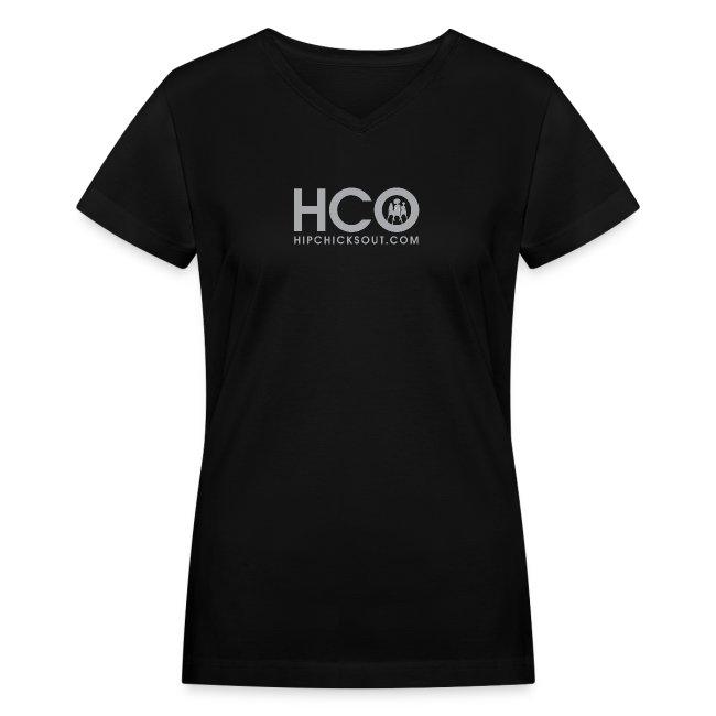 HCO V-Neck - Definition Words on Back