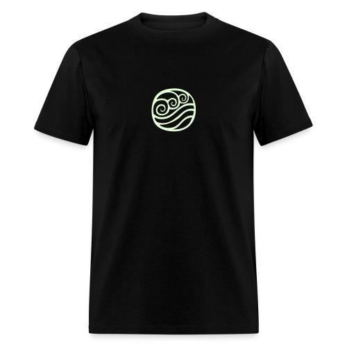 Water Tribe - Glow in the dark shirt - Men's T-Shirt