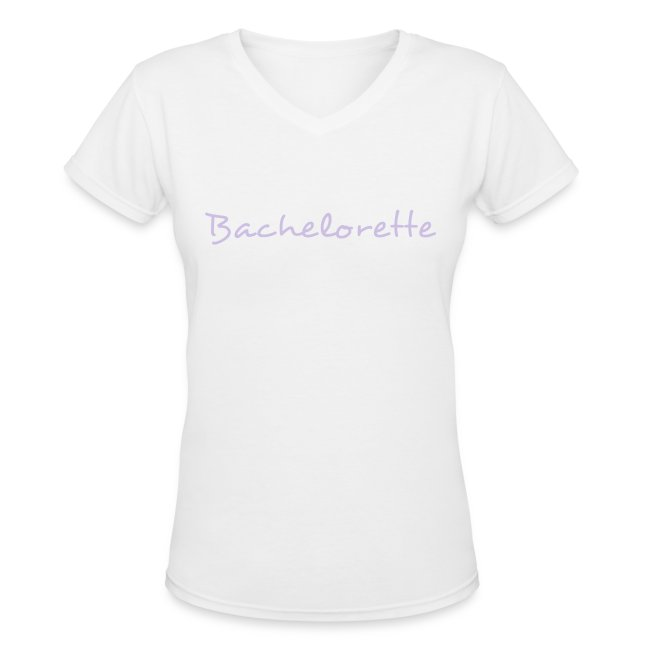 50abf822df10 Bachelorette Text Graphic Design - Perfect Shirt for the Bride to Be!