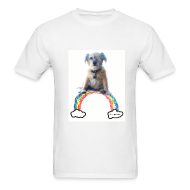 T-Shirts ~ Men's T-Shirt ~ Chompo's In Rainbowland ADULT