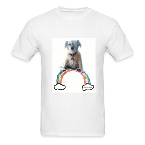 Chompo's In Rainbowland ADULT - Men's T-Shirt