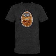 T-Shirts ~ Unisex Tri-Blend T-Shirt ~ DWD Beer Label