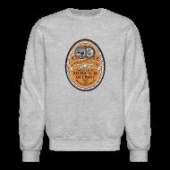 Long Sleeve Shirts ~ Crewneck Sweatshirt ~ DWD Beer Label