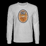 Long Sleeve Shirts ~ Men's Long Sleeve T-Shirt ~ DWD Beer Label