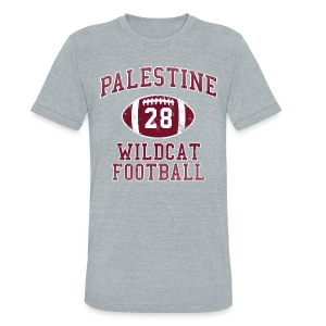 ADRIAN PETERSON H.S. THROWBACK - Unisex Tri-Blend T-Shirt