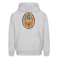 Hoodies ~ Men's Hoodie ~ DWD Beer Label