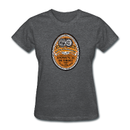 T-Shirts ~ Women's T-Shirt ~ DWD Beer Label
