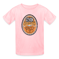 Kids' Shirts ~ Kids' T-Shirt ~ DWD Beer Label