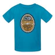 Kids' Shirts ~ Kids' T-Shirt ~ DWD Beer Label