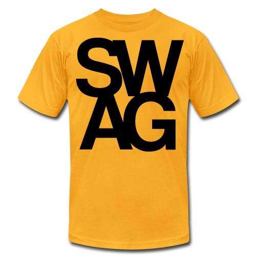 Sq Swag - Men's Fine Jersey T-Shirt