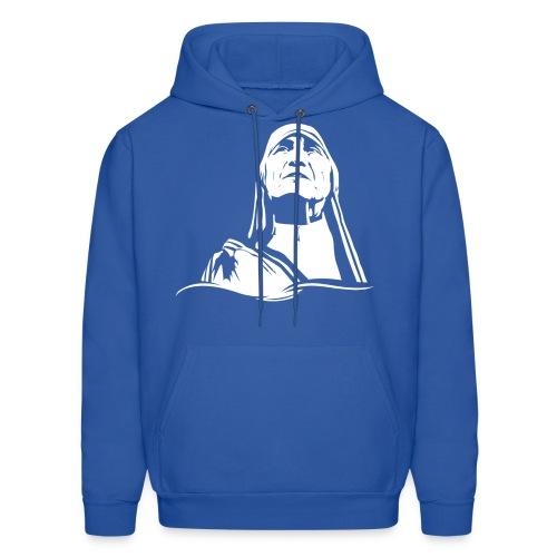 Mother Teresa Hoodie - Men's Hoodie
