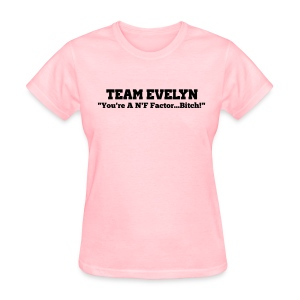 TEAM EVELYN - Women's T-Shirt