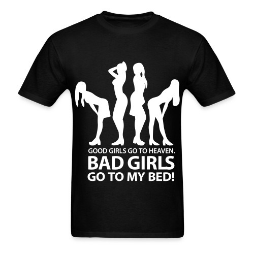 Bad Girls - Men's T-Shirt