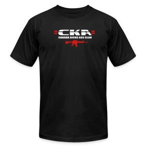 =CKA= Jersey Tee - Men's T-Shirt by American Apparel