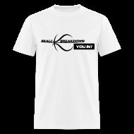 T-Shirts ~ Men's T-Shirt ~ BBALLBREAKDOWN YOU IN? T-Shirt