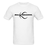 T-Shirts ~ Men's T-Shirt ~ BBALLBREAKDOWN T-Shirt