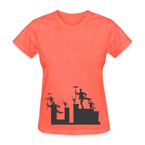 Step in Time - Women's T-Shirt