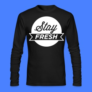 Stay Fresh Long Sleeve Shirts - stayflyclothing.com - Men's Long Sleeve T-Shirt by Next Level