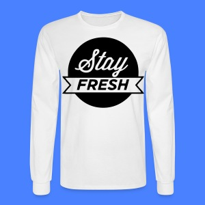 Stay Fresh Long Sleeve Shirts - stayflyclothing.com - Men's Long Sleeve T-Shirt