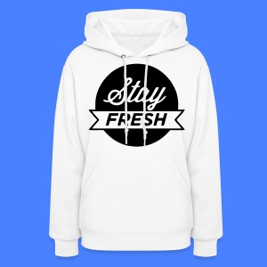 Stay Fresh Hoodies - stayflyclothing.com - Women's Hoodie