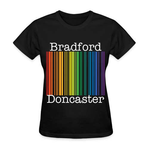 Rainbow Zouis tee - Women's T-Shirt