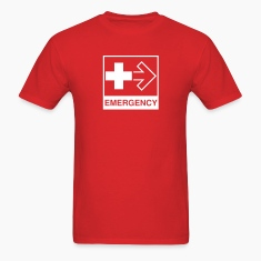 Emergency VECTOR T-Shirts