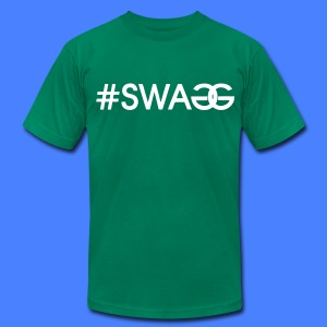 #SWAGG T-Shirts - stayflyclothing.com - Men's T-Shirt by American Apparel
