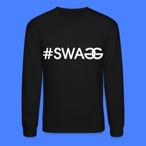 #SWAGG Long Sleeve Shirts - stayflyclothing.com - Crewneck Sweatshirt
