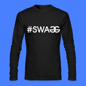 #SWAGG Long Sleeve Shirts - stayflyclothing.com - Men's Long Sleeve T-Shirt by Next Level
