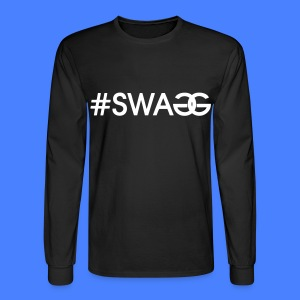 #SWAGG Long Sleeve Shirts - stayflyclothing.com - Men's Long Sleeve T-Shirt