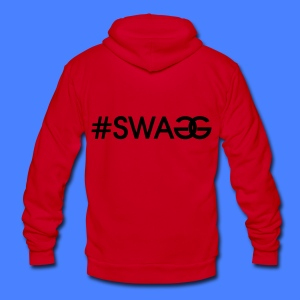 #SWAGG Zip Hoodies/Jackets - stayflyclothing.com - Unisex Fleece Zip Hoodie by American Apparel