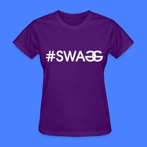 #SWAGG Women's T-Shirts - stayflyclothing.com - Women's T-Shirt