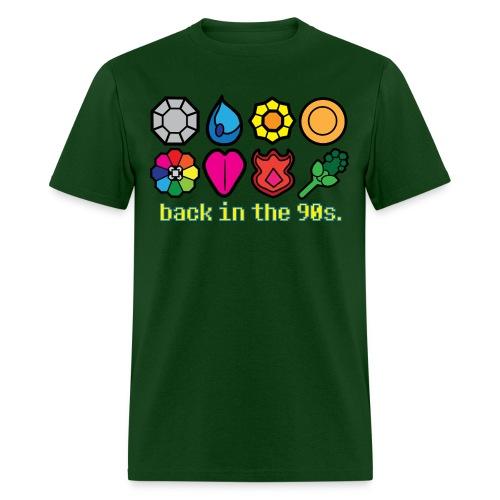 PokeBadge Shirt - Men's T-Shirt