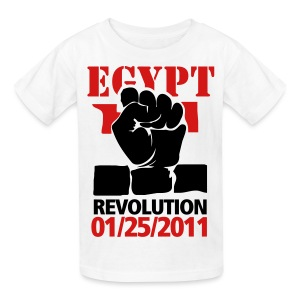 Egypt Revolution - Kids' T-Shirt
