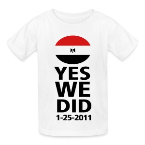 Yes We DID - Kids' T-Shirt