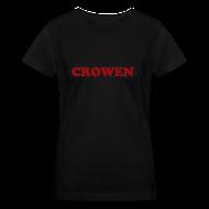 T-Shirts ~ Women's V-Neck T-Shirt ~ Women's CROWEN Tshirt
