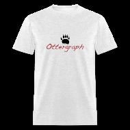 T-Shirts ~ Men's T-Shirt ~ Ottergraph Men's Tshirt