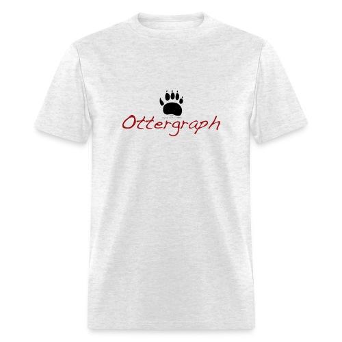 Ottergraph Men's Tshirt - Men's T-Shirt