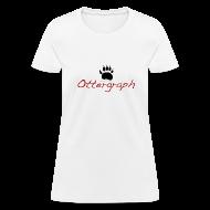 T-Shirts ~ Women's T-Shirt ~ Ottergraph Women's Tshirt