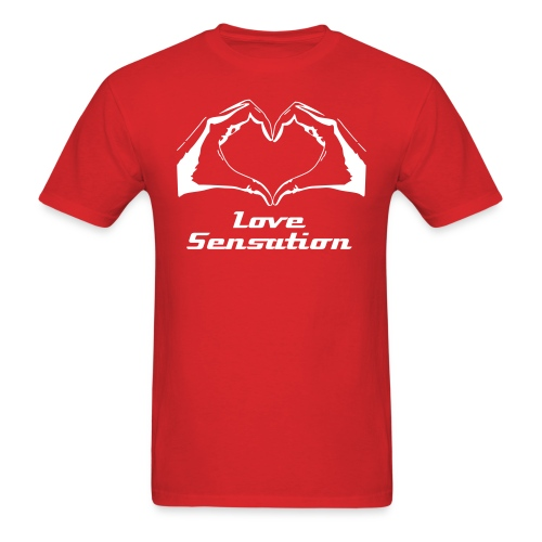 Love Sensation - Men's T-Shirt