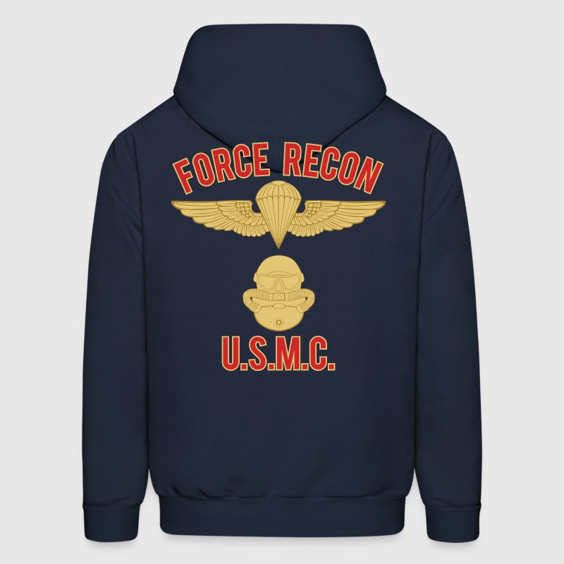 Force Recon - Men's Hoodie